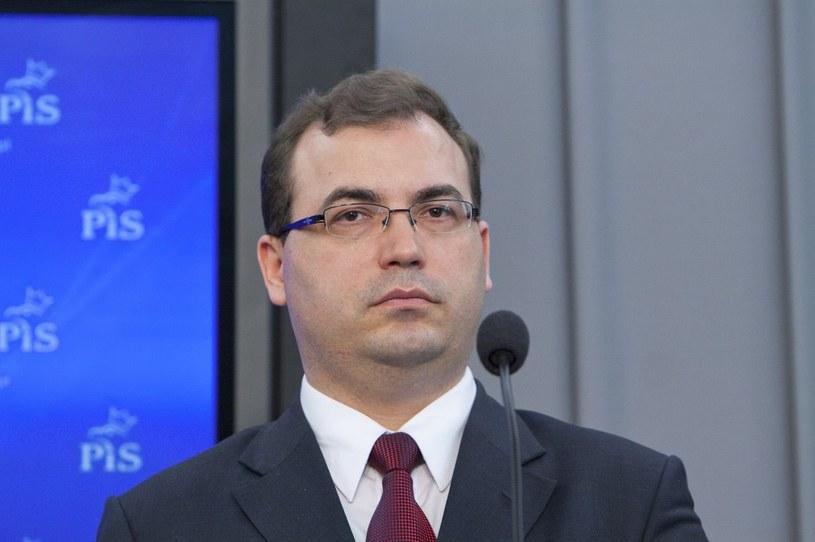 Poseł PiS Andrzej Jaworski /Krzysztof Jastrzębski /East News
