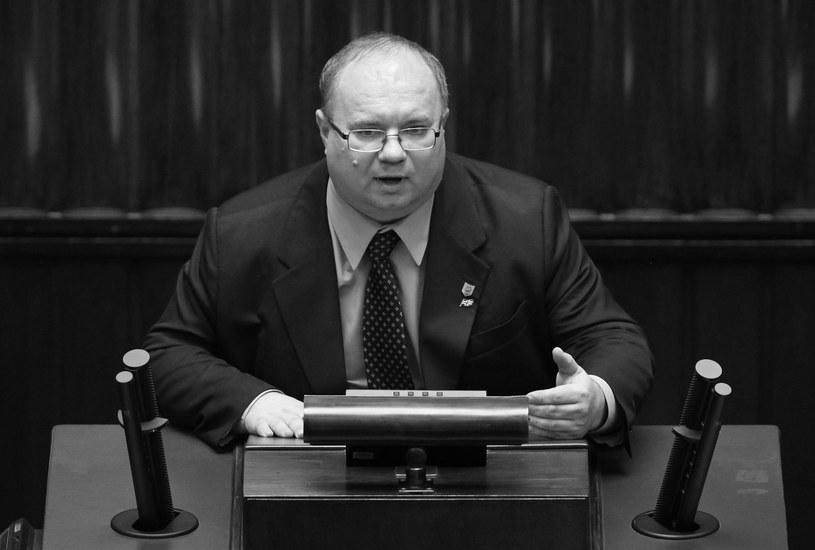 Poseł Rafał Wójcikowski /STEFAN MASZEWSKI/REPORTER /Reporter