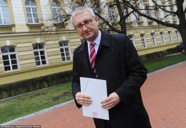 Poseł Stanisław Pięta /Mateusz Jagielski /East News