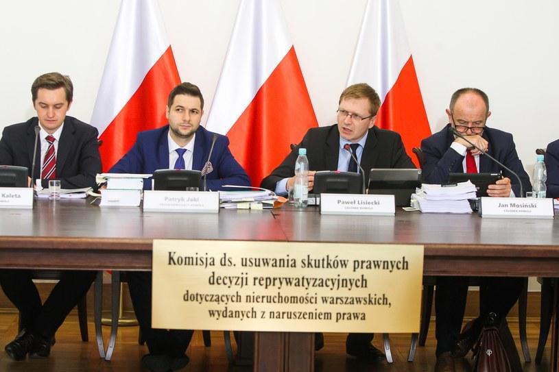 Posiedzenie komisji weryfikacyjnej ds. reprywatyzacji /Piotr Grzybowski/SE /East News