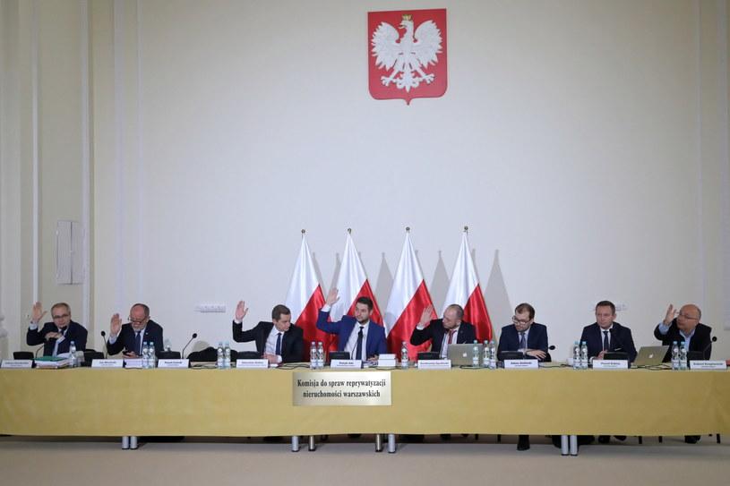 Posiedzenie Komisji Weryfikacyjnej /Tomasz Gzell   /PAP