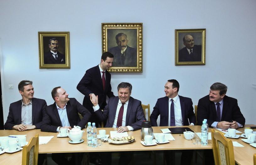 Posiedzenie Naczelnego Komitetu Wykonawczego PSL /Rafał Guz /PAP
