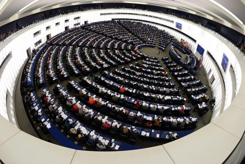 Posiedzenie Parlamentu Europejskiego /PAP/EPA