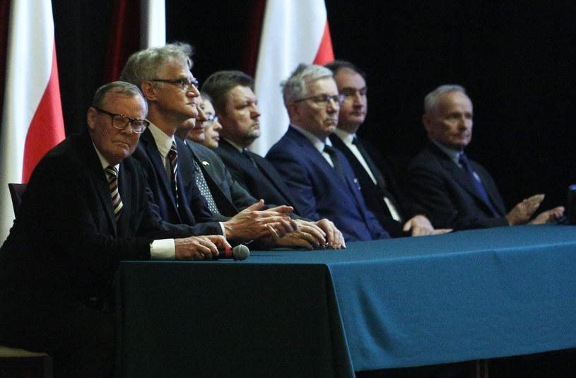 Posiedzenie podkomisji smoleńskiej /Michal Dyjuk /PAP