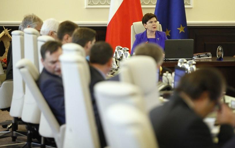 Posiedzenie rządu, zdj. ilustracyjne /Stefan Maszewski /Reporter