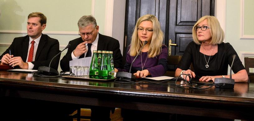 Posiedzenie sejmowej komisji ws. Amber Gold /Jakub Kamiński   /PAP