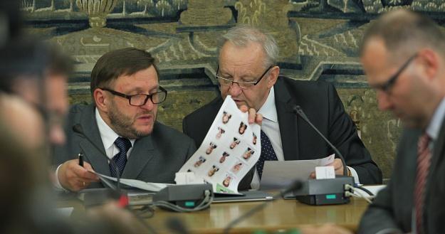Posiedzenie sejmowych komisji, fot. Radek Pietruszka /PAP