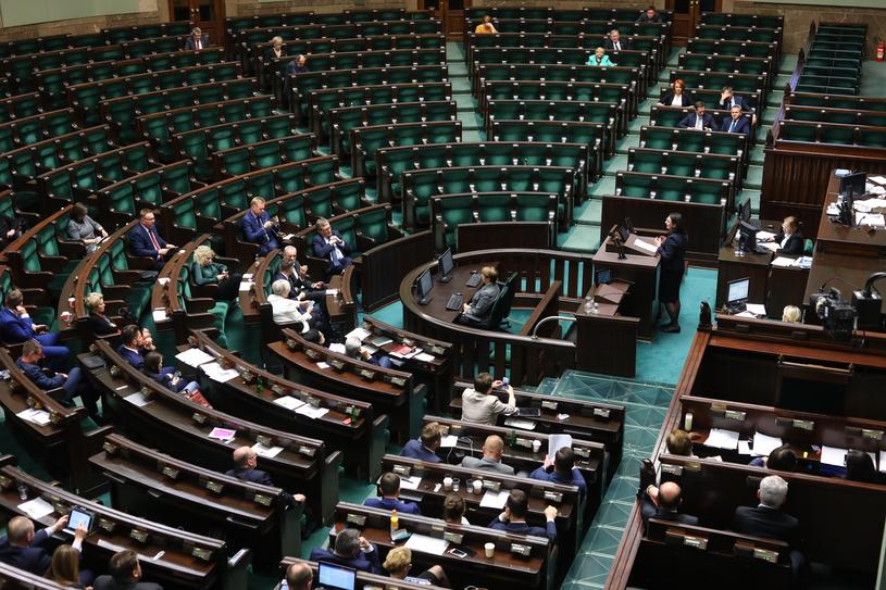 Posiedzenie Sejmu /STANISLAW KOWALCZUK /East News