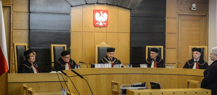 Posiedzenie TK /Jakub Kamiński   /PAP
