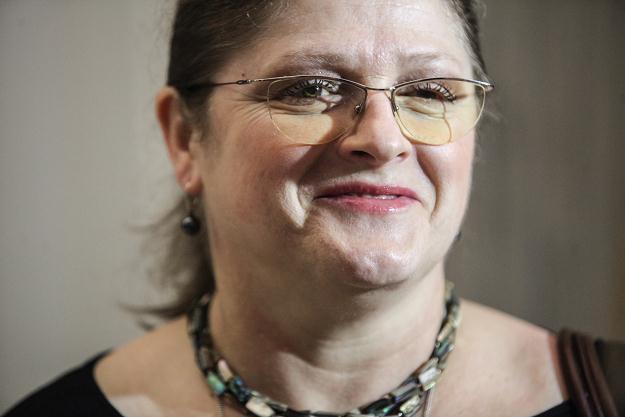 Posłanka Pawłowicz może zostać ukarana za swoje słowa /J. Kamiński /PAP
