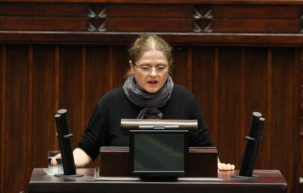 Posłanka PiS Krystyna Pawłowicz /Fot. S. Kowalczuk /Agencja SE/East News