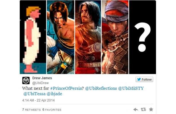 Post zamieszczony przez pracownika Ubisoftu za pośrednictwem serwisu Twitter /materiały prasowe