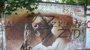 Postępowanie ws. muralu z wizerunkiem Jana Pawła II