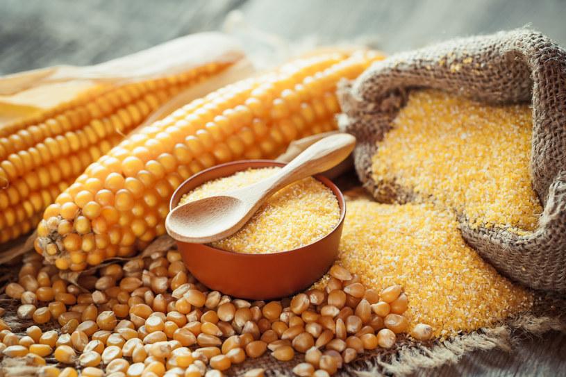 Posyp obficie plamę mąką kukurydzianą i pozostaw na 15-30 minut. /123RF/PICSEL