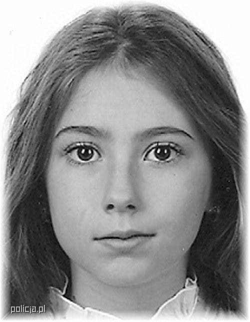 Poszukiwana dziewczynka /Policja