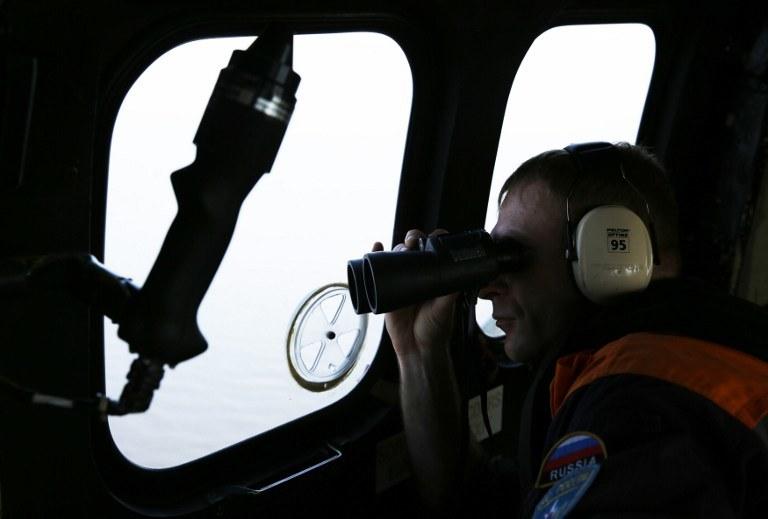 Poszukiwania AirAsia /AFP