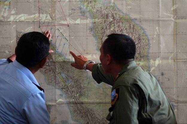 Poszukiwania nadal trwają /AFP