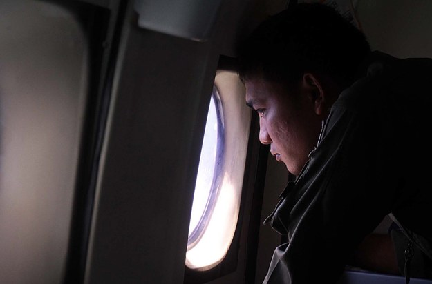 Poszukiwania zaginionego samolotu /ECI TARIGAN  /PAP/EPA