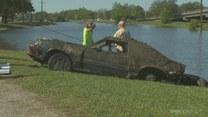 Poszukują zaginionej nauczycielki! Wyławiają zatopione auta!