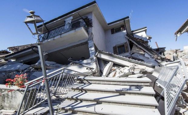 Potężne trzęsienie ziemi we Włoszech. Najsilniejsze od 36 lat