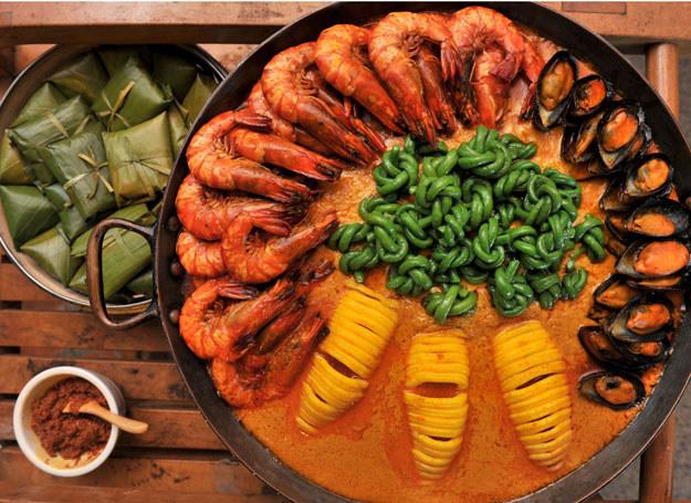 Potrawa zwana Kare-Kare. Czyż nie wyglada apetycznie? /AFP