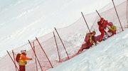 Poważne obrażenia znanej alpejki