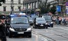 Poważne utrudnienia na drogach. Przejazd papieskiej kolumny do Częstochowy