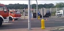 Poważny wypadek na A4 w Ropczycach [FILM]
