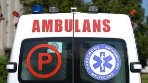 Poważny wypadek z udziałem karetki. Siedmiu rannych