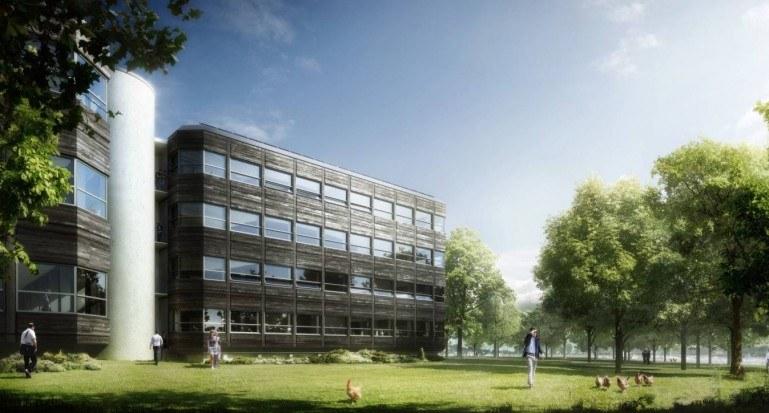 Powerhouse Kjørbo to budynek, który produkuje więcej energii niż sam potrzebuje /materiały prasowe