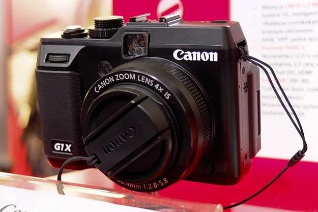 PowerShot G1 X /INTERIA.PL