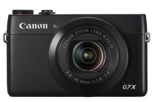 PowerShot G7 X - 1-calowy kompakt Canona