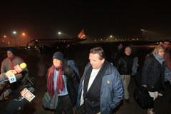 Powrót Polaków z Libii