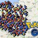 Powstała polska mapa Pokemon GO