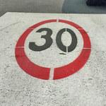 Powstaną strefy ograniczenia prędkości do 30 km/h!