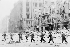 Powstanie Warszawskie w obiektywie