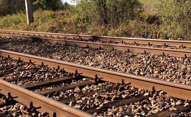 Pożar lokomotywy na trasie, którą kursują pociągi Pendolino