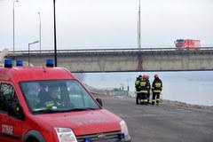 Pożar Mostu Łazienkowskiego ugaszony