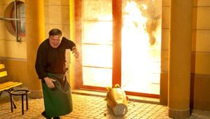 """Pożar """"na Wspólnej""""!"""