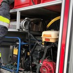 Pożar w Lidzbarku Warmińskim. Nie żyją trzy osoby