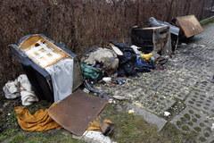Pożar w Łomży. Zginęły 3 osoby