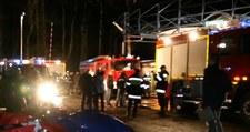 Pożar w ośrodku socjoterapii w Białymstoku. Budynek do rozbiórki