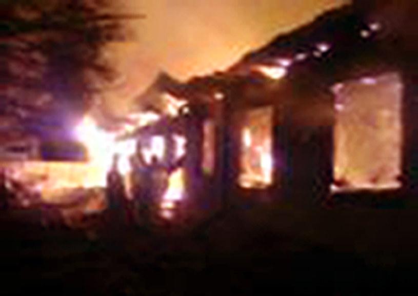 Pożar w szpitalu psychiatrycznym pod Moskwą /AFP