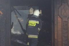 Pożar zabytkowego kościoła. Spłonął doszczętnie