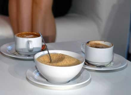 Pozbawieni nagle kofeiny ochotnicy wspominali o wyczerpaniu i zmęczeniu /fot. M.Ulatowski /Kopalnia Wiedzy