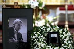 Pożegnanie Stefana Kuryłowicza w Warszawie