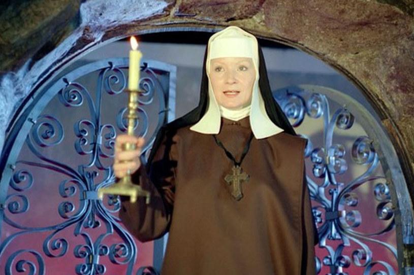"""Pożegnanie z kinem. Monika Dzienisiewicz-Olbrychska w """"Sowizdrzale świętokrzyskim"""" (1978) /East News/POLFILM"""