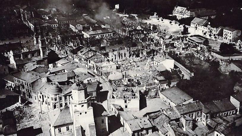 Poziom zniszczeń był ogromny... /materiały prasowe