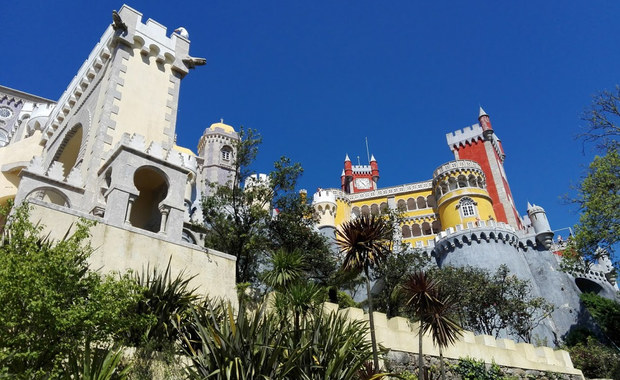 Poznajcie jeden z Siedmiu Cudów Portugalii - Sintrę