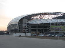 Poznań mógł stracił 2 mln złotych na projektowaniu stadionu